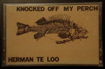 Herman Te Loo Knocked Off My Perch