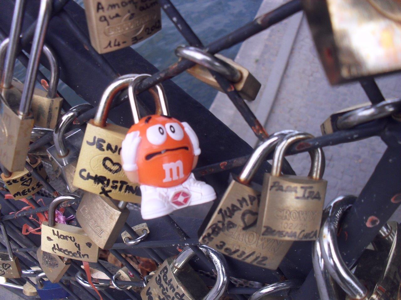 Paris Locks