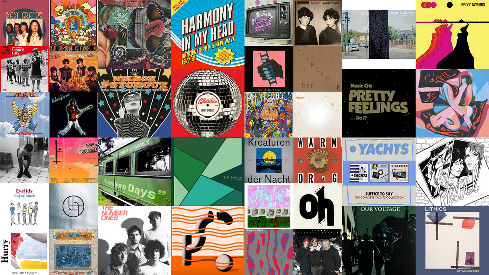 JUST UPDATED! Check out my BEST OF 2018 show and see (and hear!) my  favorite albums 29e4bc96c7c1