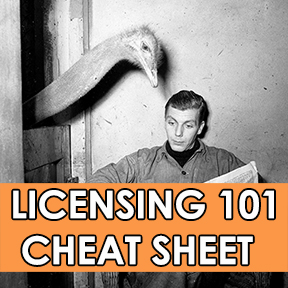License Cheat Sheet