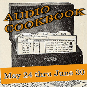 Audio Cookbook