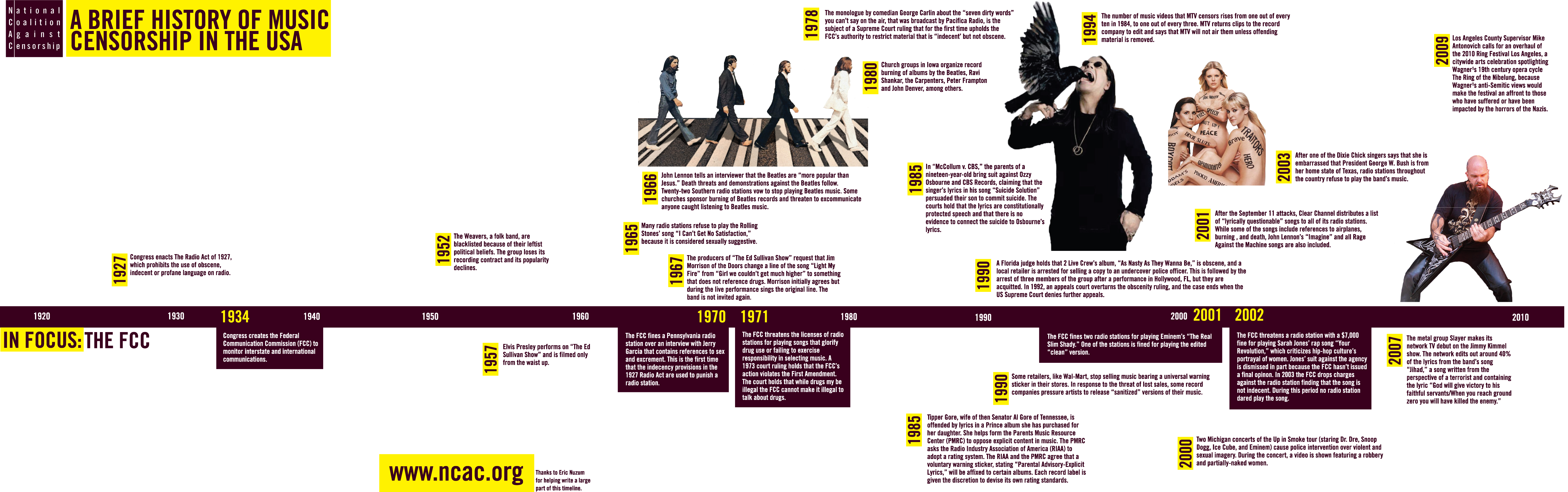 a history of rock music in the united states