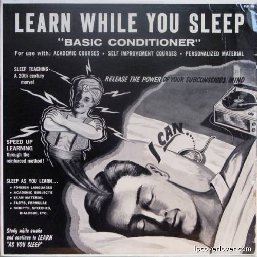learning and sleep When you learn something new, the best way to remember it is to sleep on it that's because sleep helps strengthen the memories you've formed throughout the day.