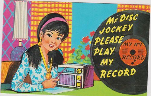 Dj disc jockey resume