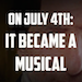 """Celebrate """"Independence Day"""" with John Schnall's Midnight Matinee on 7/4"""